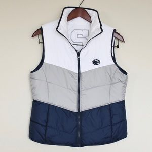 Columbia Women's Penn State Reversible Vest